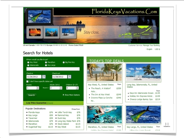 Florida Keys Vacations