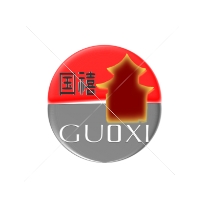 guoxi-black-red-gold